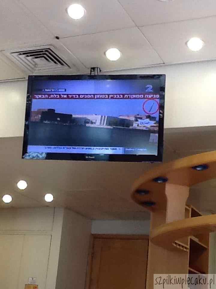Zajawki z izraelskiej telewizji