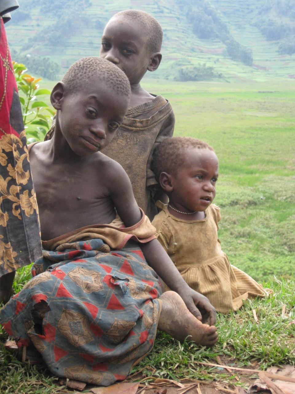 Uganda Bunjongji Batwa