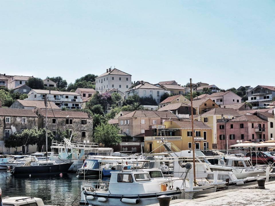 Miasto na Kornatach