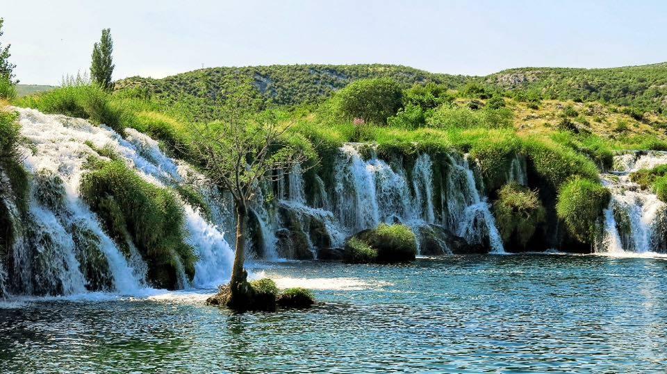 Velebit falls