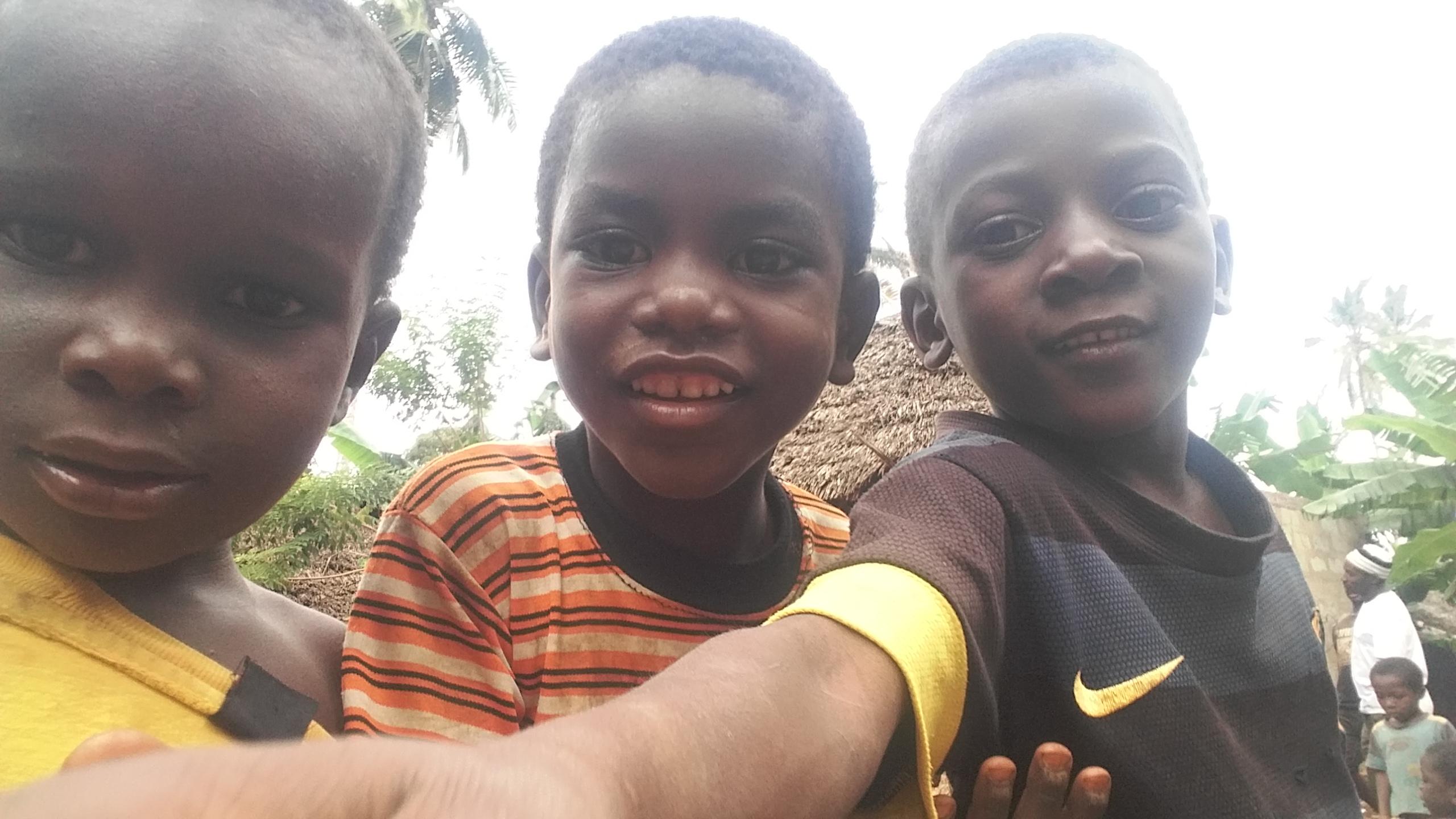 dzieci zanzibar wioska