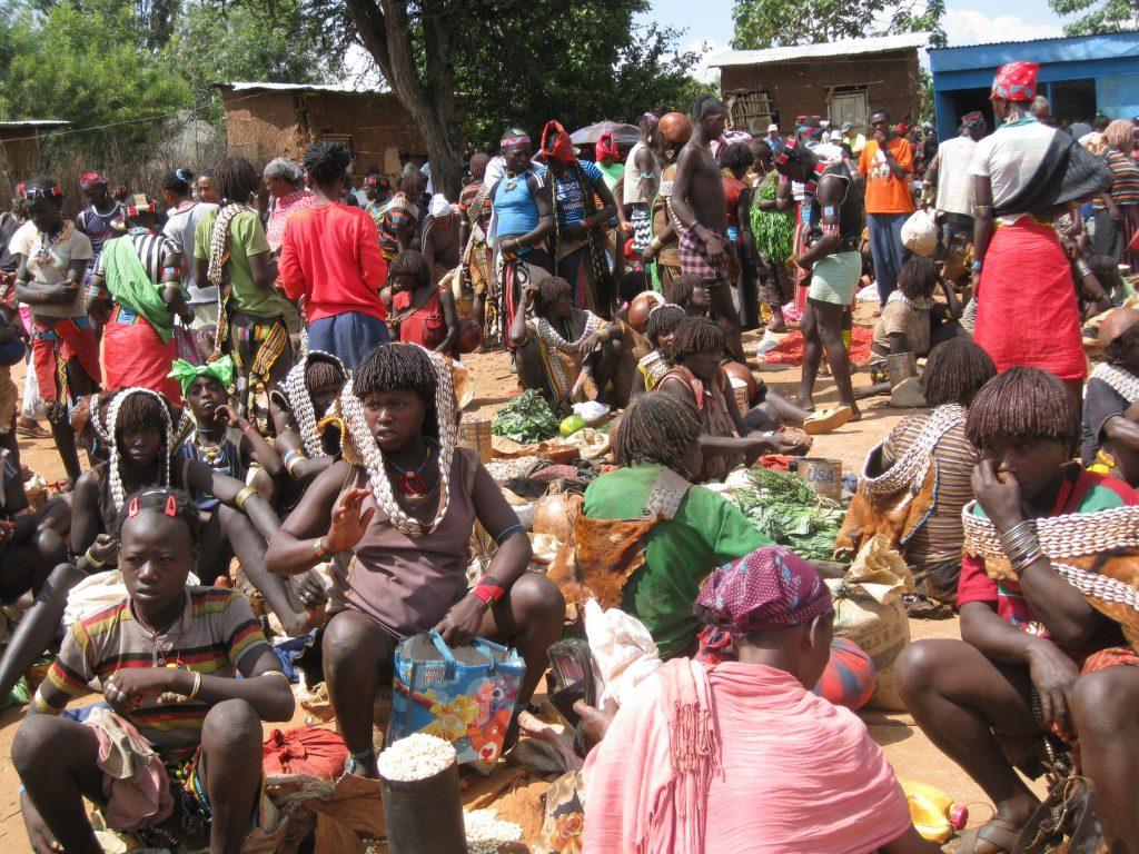Bazar w Key Afar
