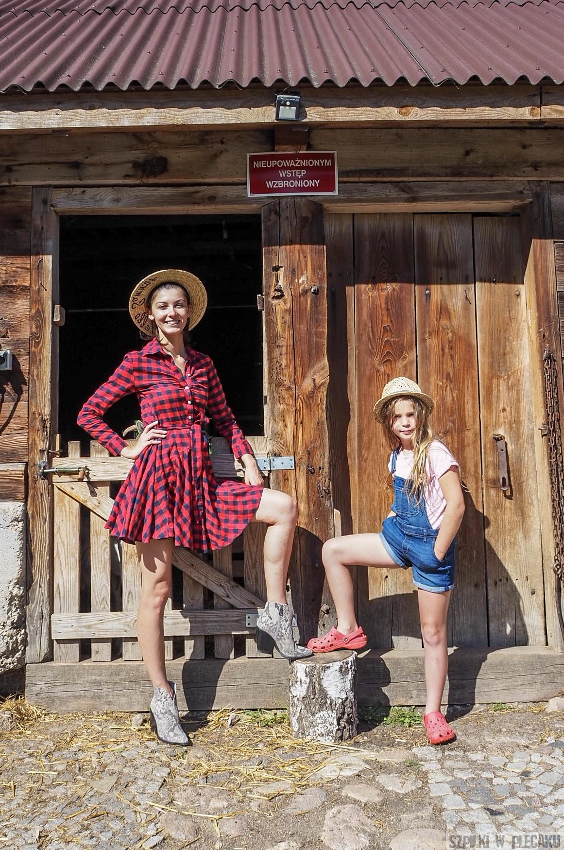 Ewa Chojnowska-Lesiak - Szpilki w plecaku - Siedlisko Leluja