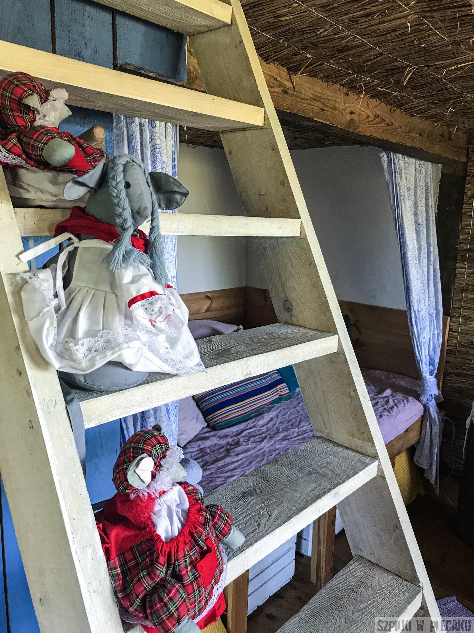 pokój kurnik w Siedlisko Leluja