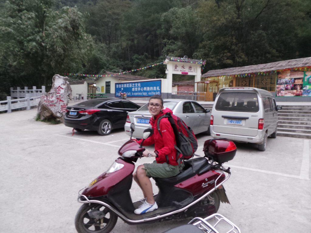 Do Złotych Grot w Yangshuo
