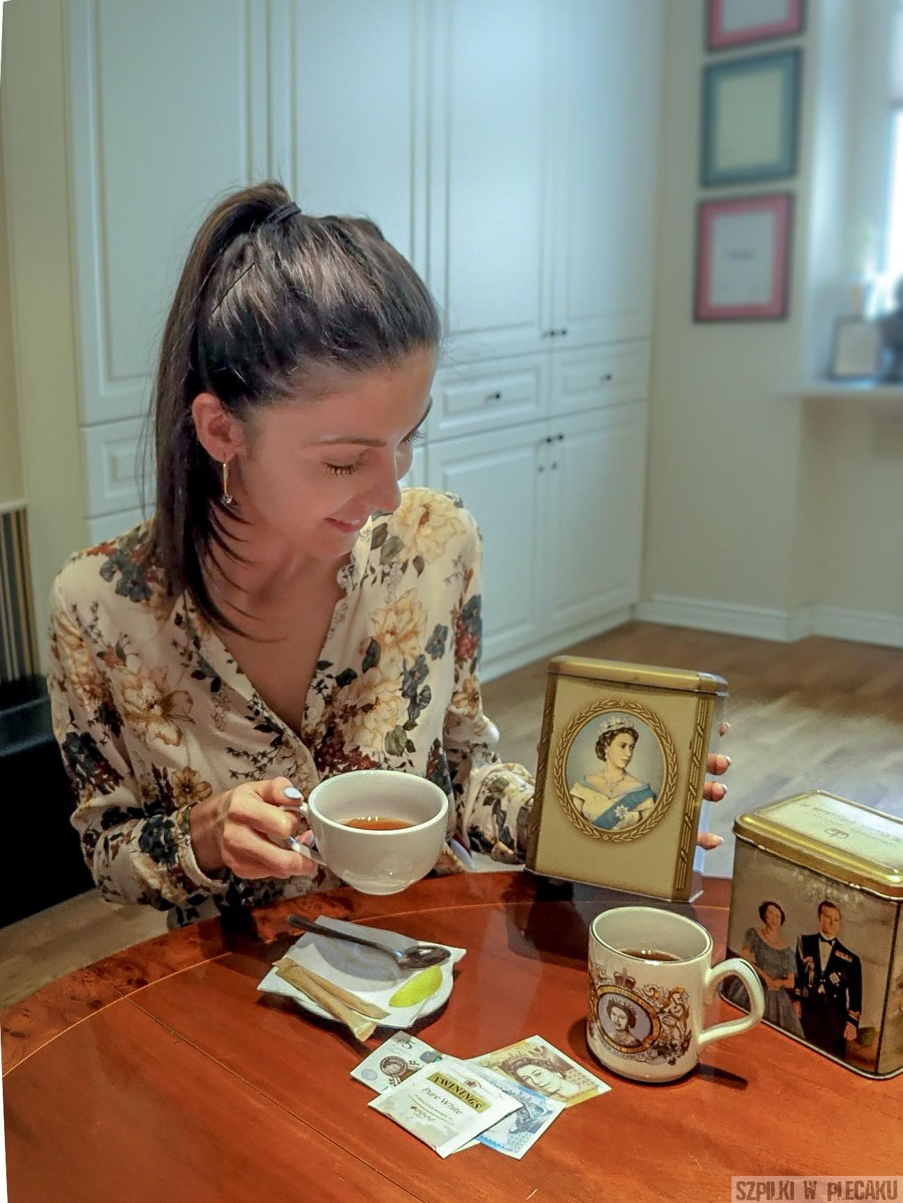 tradycyjna herbatka