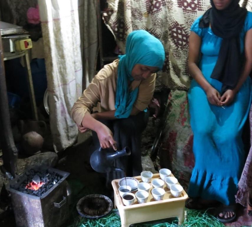 Etiopia -cz.2 – Ceremonia kawy