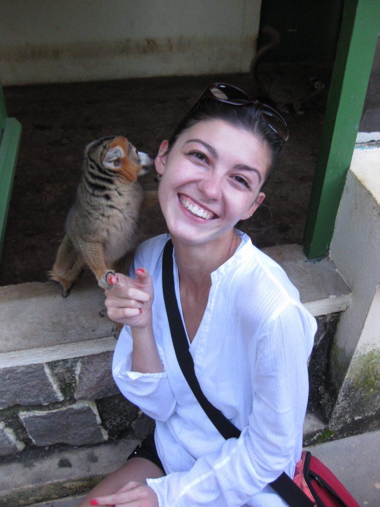 Powitanie Madagaskaru