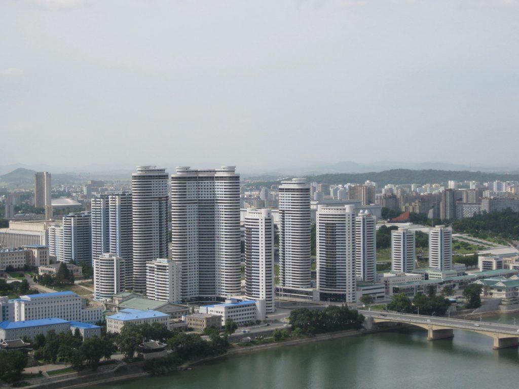 Zabezpieczony: Pyongyang okiem obcokrajowca