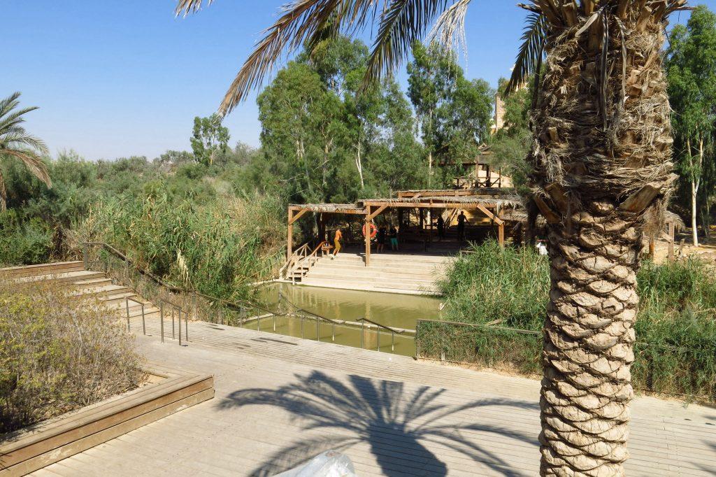 Nad rzeką Jordan