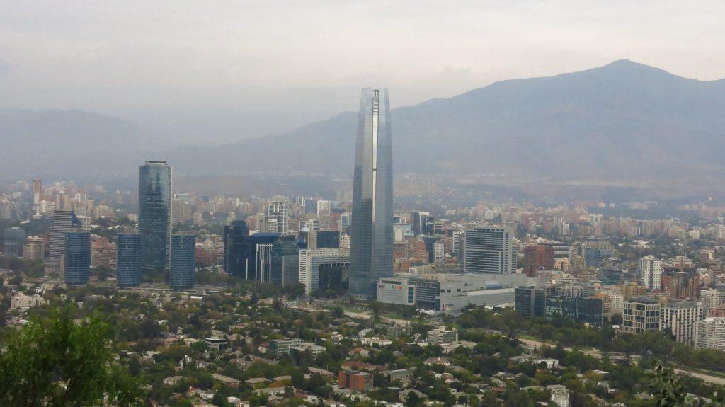 Chile: trzy słowa o budownictwie