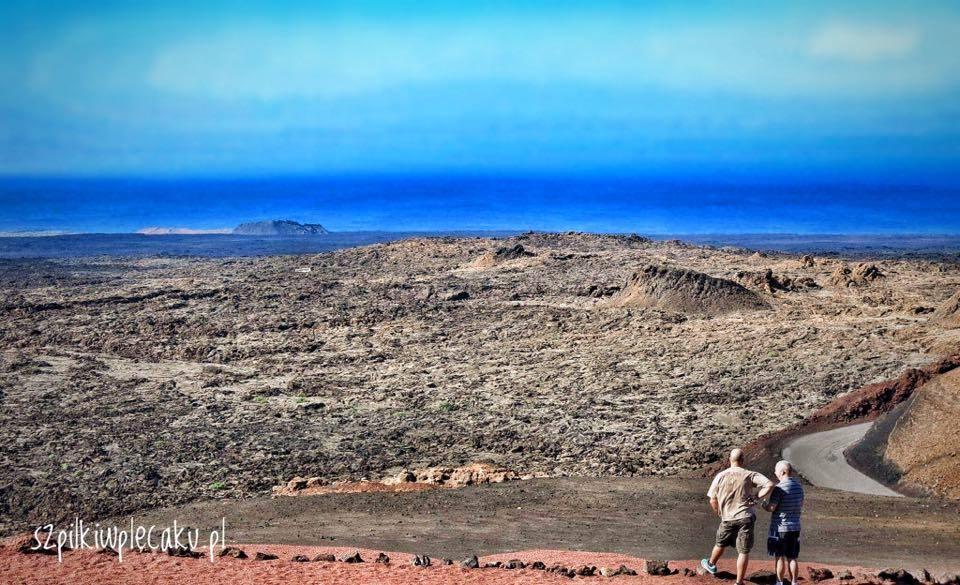 Wulkaniczna Timanfaya