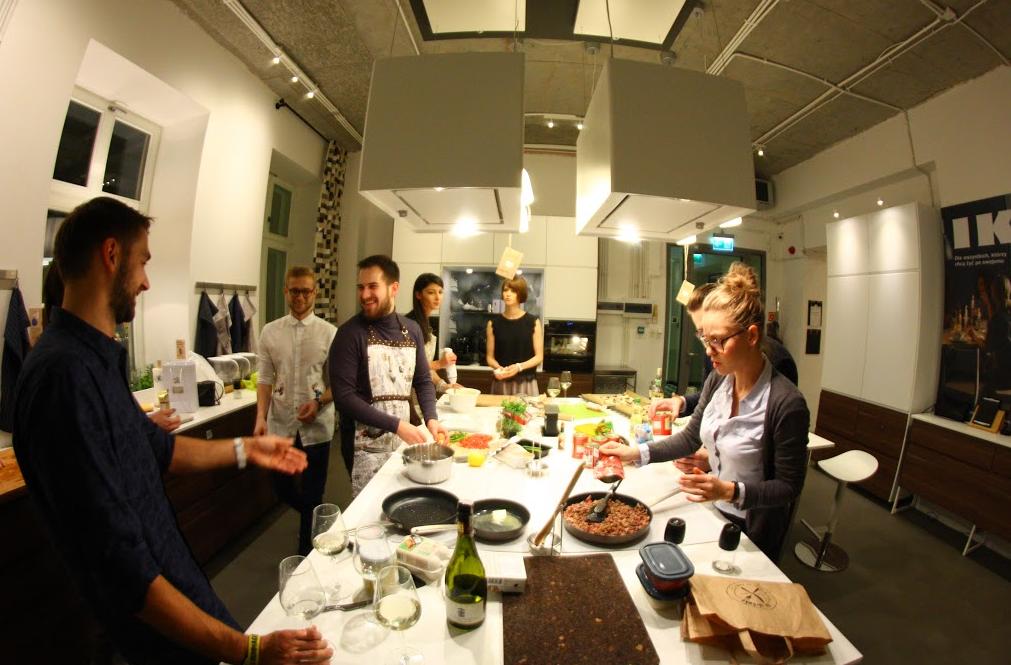 Podróż kulinarna w Kuchni Spotkań IKEA