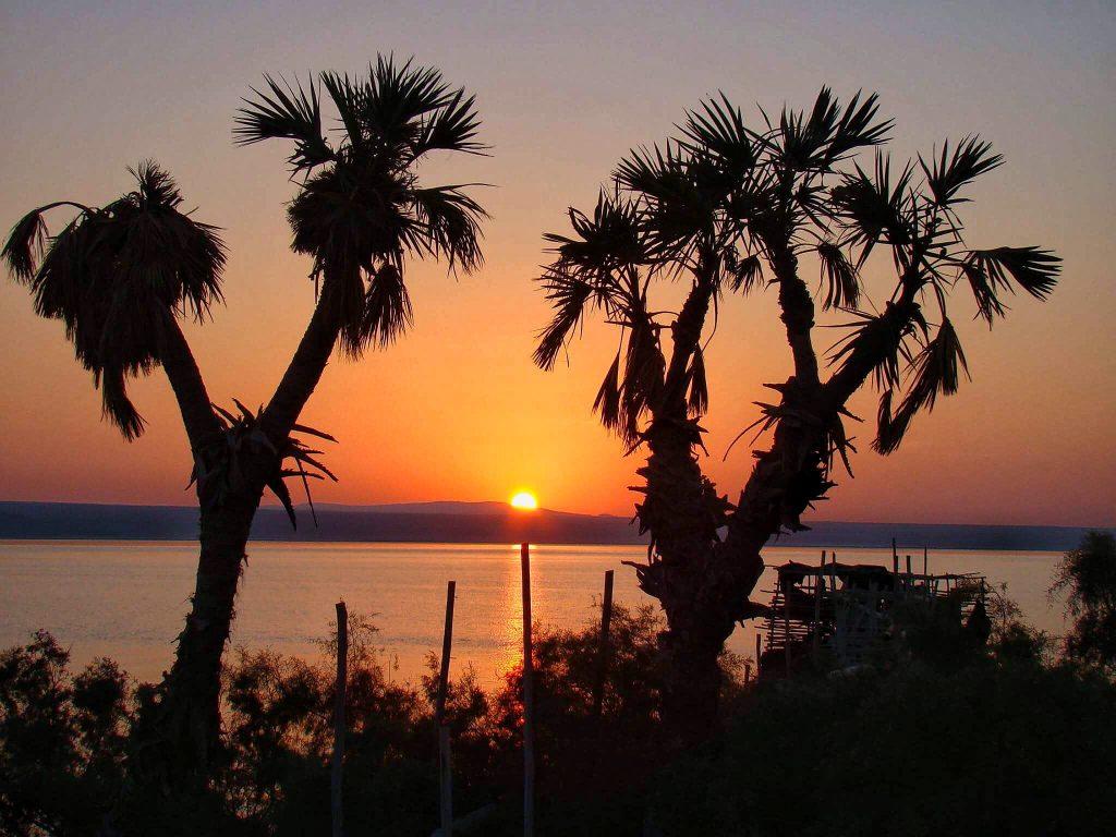 Jezioro Afdera – fotorelacja