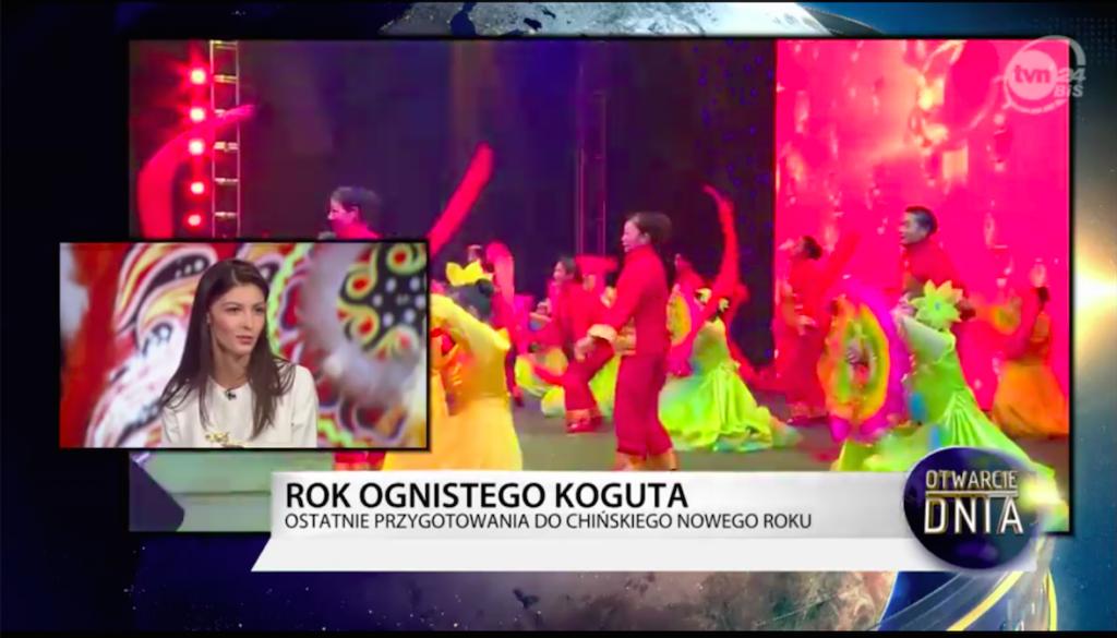 Wielkie święto w Chinach – rozpoczyna się nowy rok Ognistego Koguta!