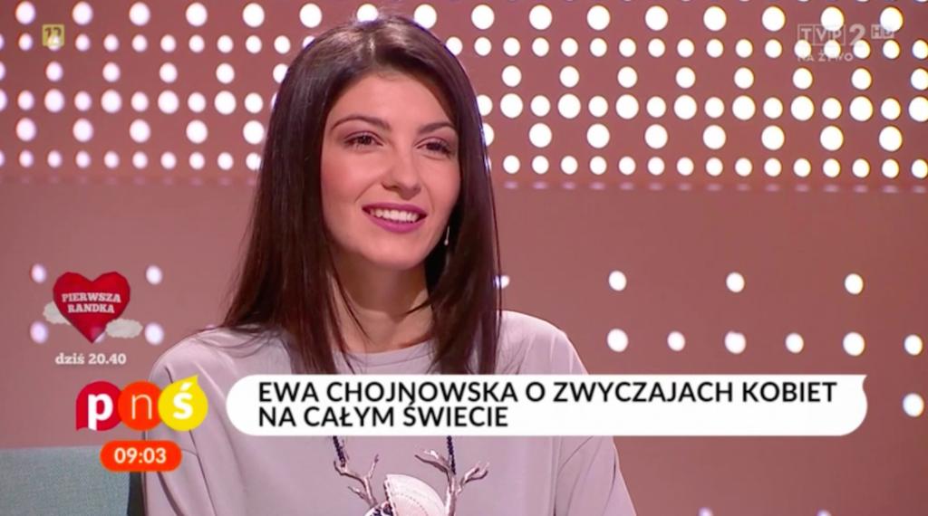 Kanony kobiecej urody na świecie – TVP2 – Pytanie na śniadanie