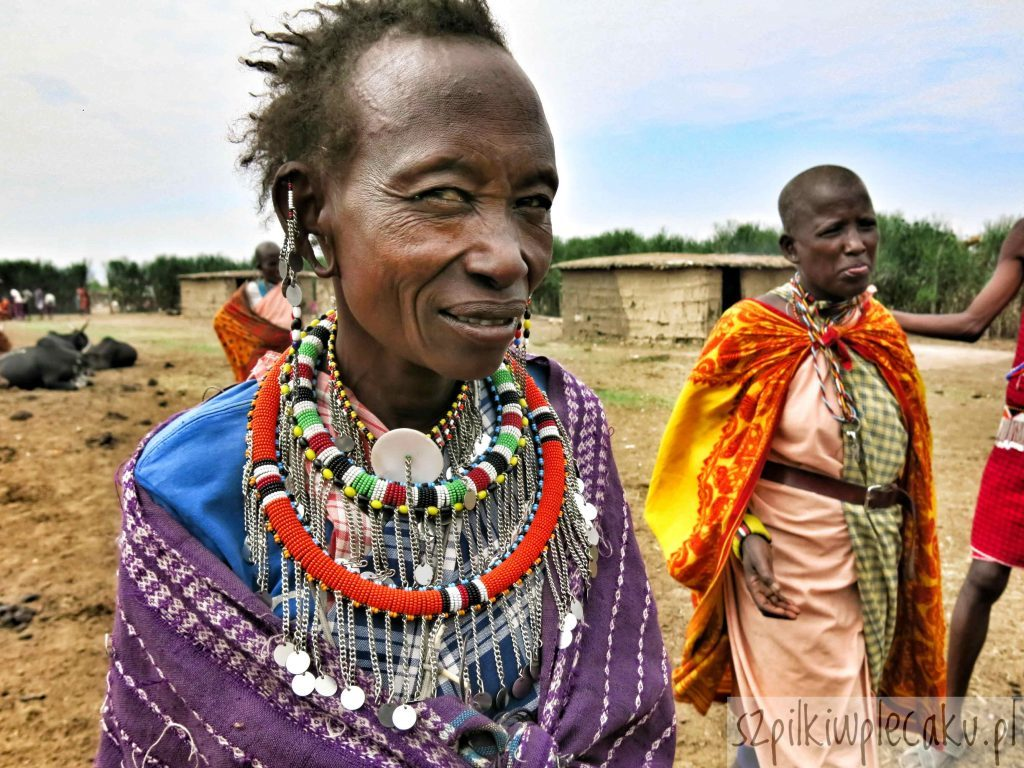 kolorowa Masajka - Szpilki w plecaku - Ewa Chojnowska