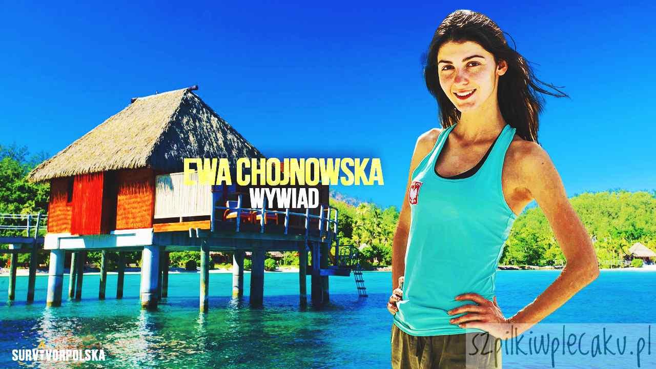 Wywiad dla Survivour Polska – Ewa Chojnowska o swojej ewakuacji z Wyspy Przetrwania