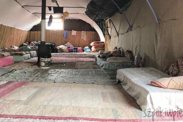 Silent arrow namiot sypialny