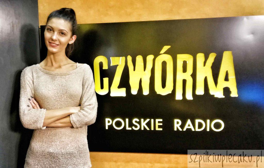 Czwórka Polskiego Radia – Ewa Chojnowska – Pustynia Nagew w Izraelu i inne pustkowia