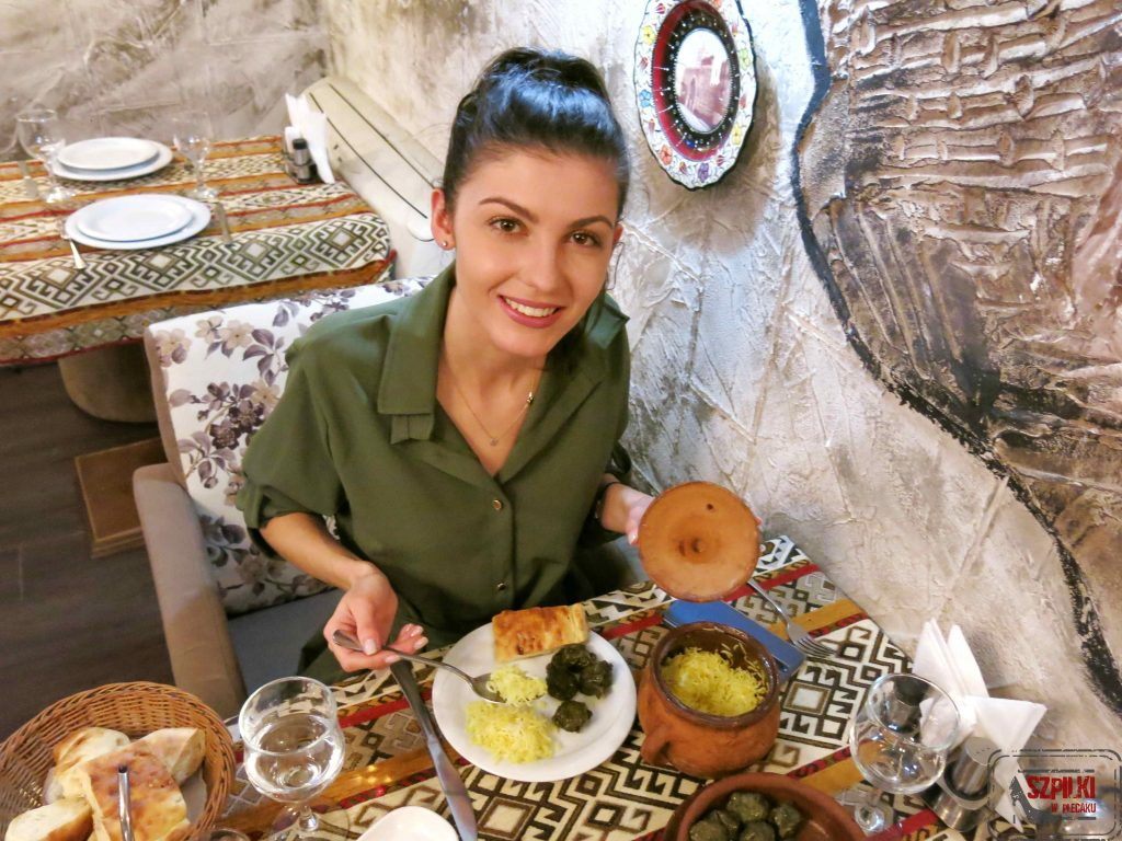 Restauracje w Baku – rekomendacja, gdzie najlepiej zjeść? Kuchnia Azerbejdżanu