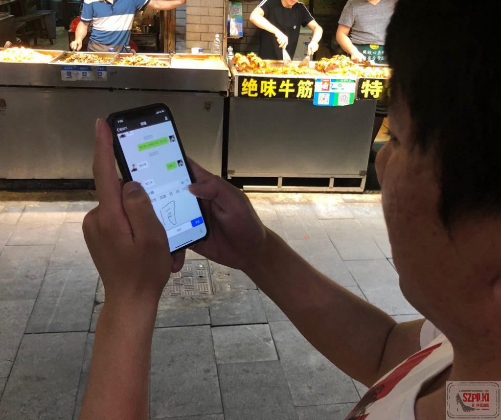 Jak Chińczycy piszą SMS?