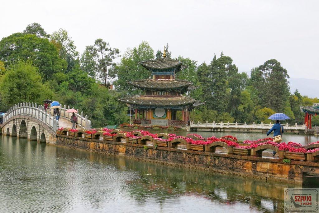 Ogród cesarski Chiny Lijiang