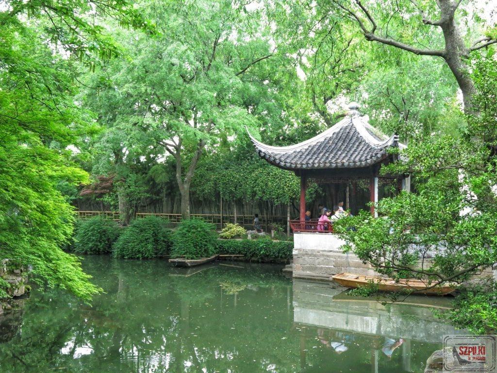 Ogród w Suzhou