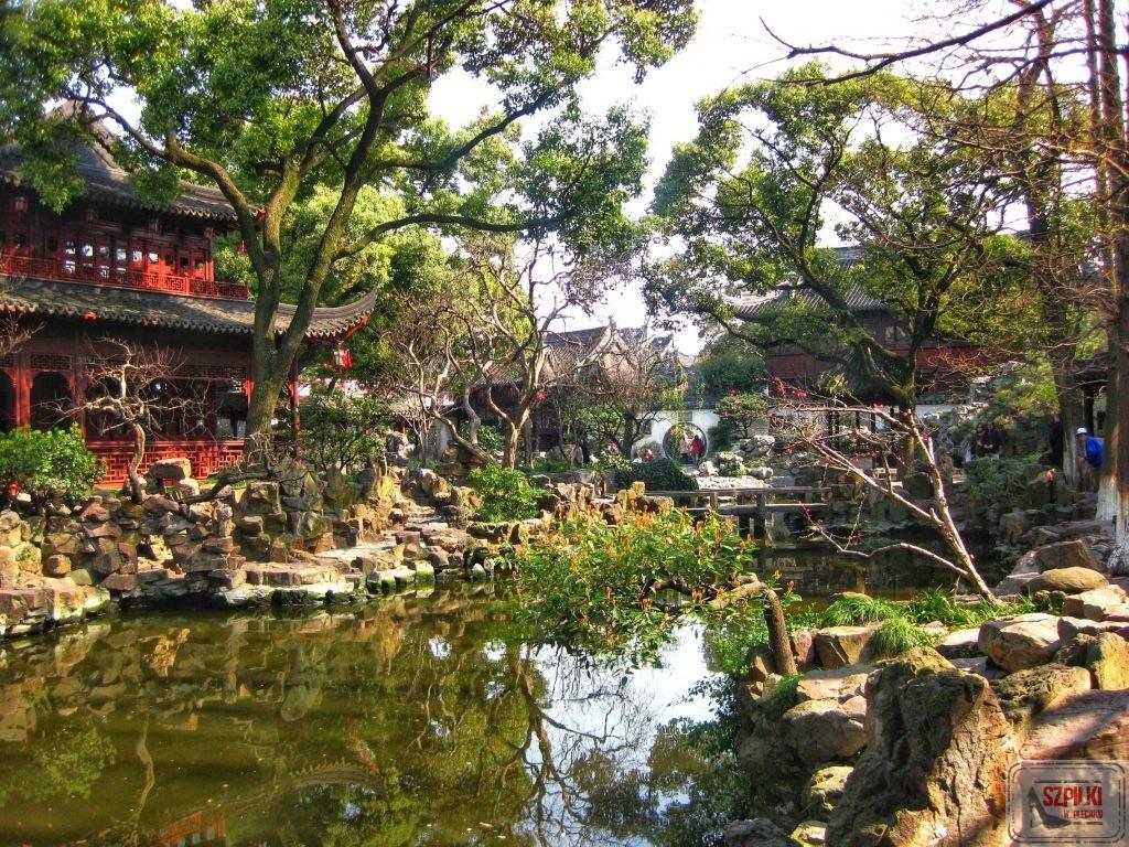 Ogrody w Chinach