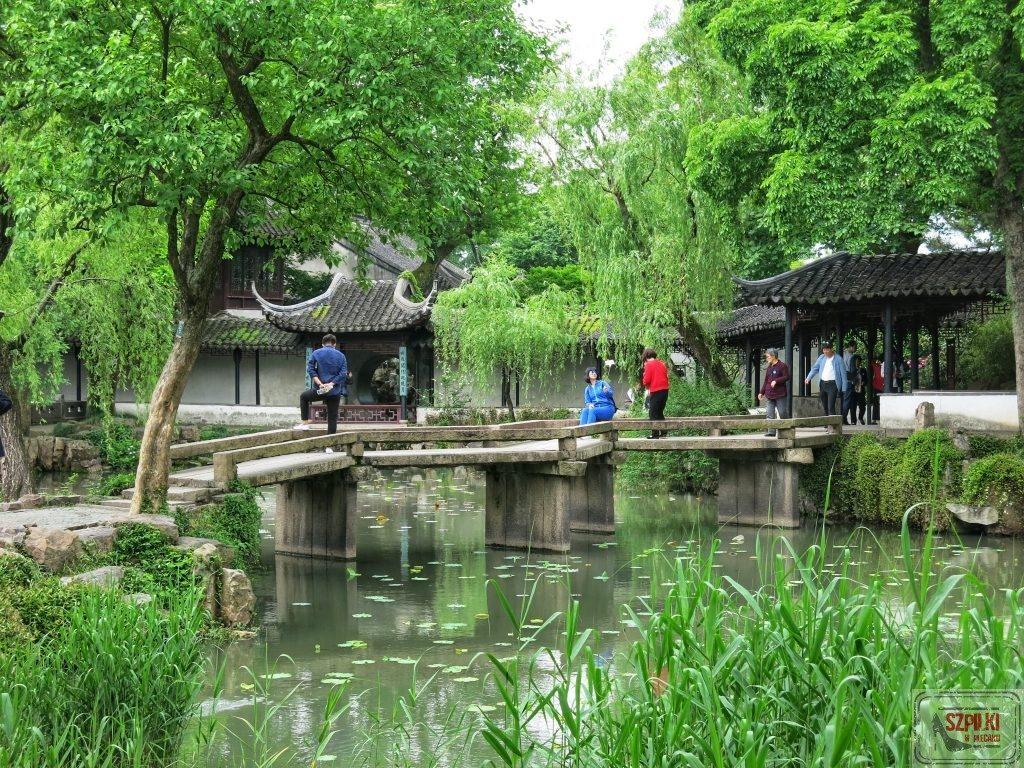 mostki w suzhou