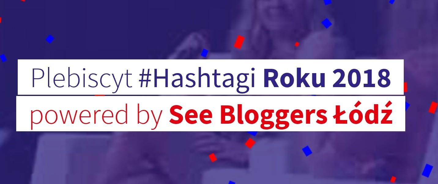 SeeBloggers i Plebiscyt #Hashatag Roku 2018