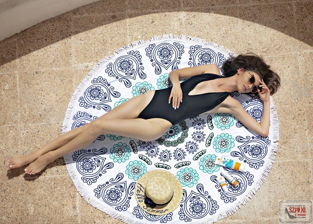 Pozdrowienia z Hiszpanii! Bądź bezpieczny podczas słonecznych dni!