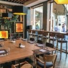 stoły social restauracja manuka