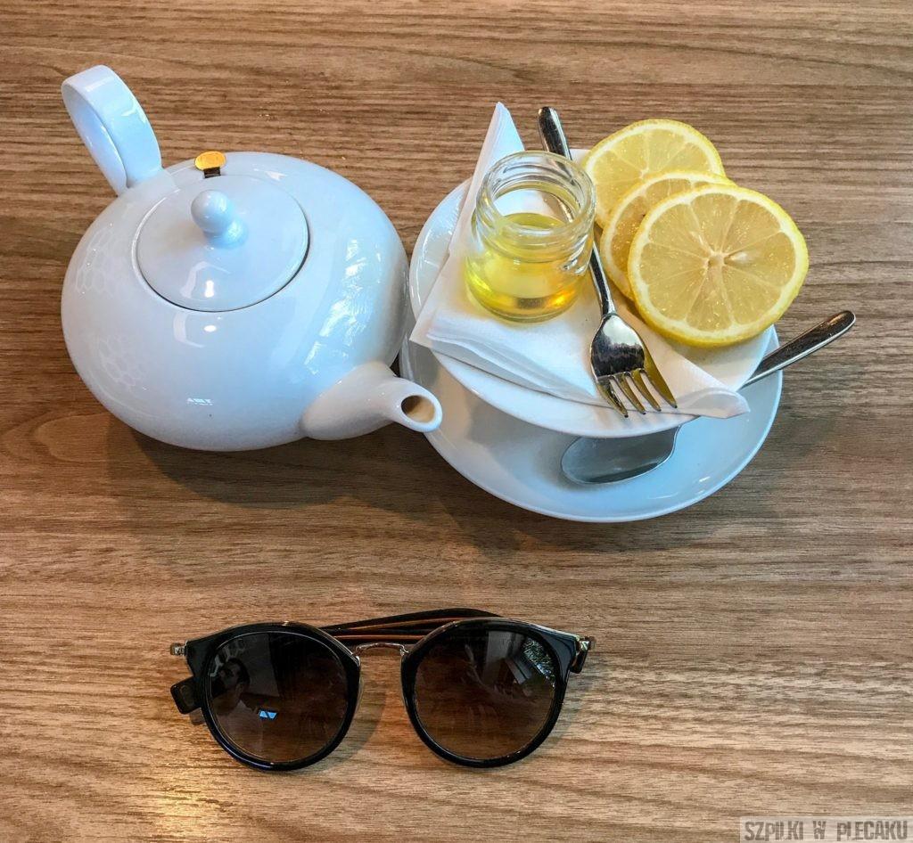 Manuka - herbata mango z truskawką