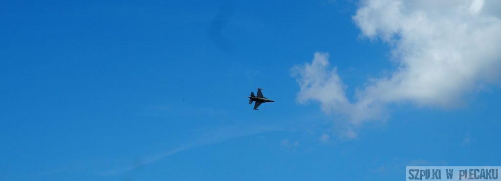 Mielec polazy lotnicze F-16