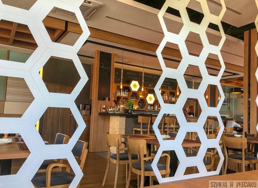 bar restauracja Manuka Mielec