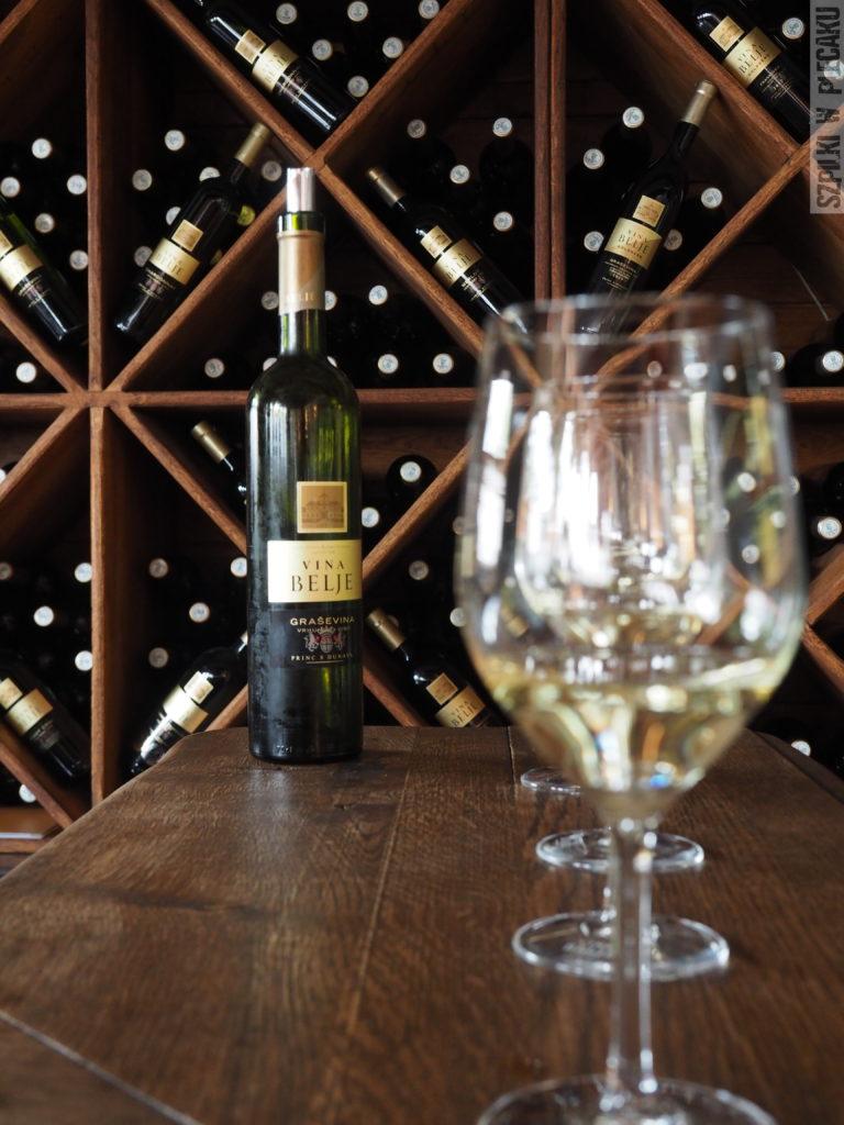 Wino w Chorwacji