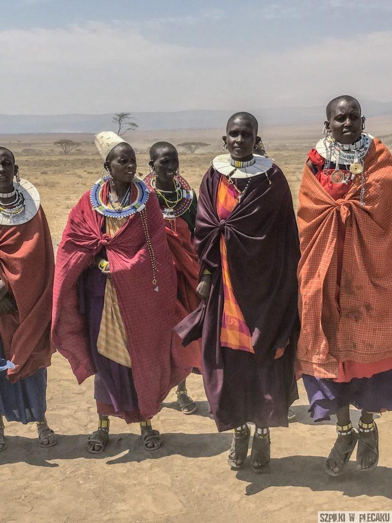 Masajki Tanzania