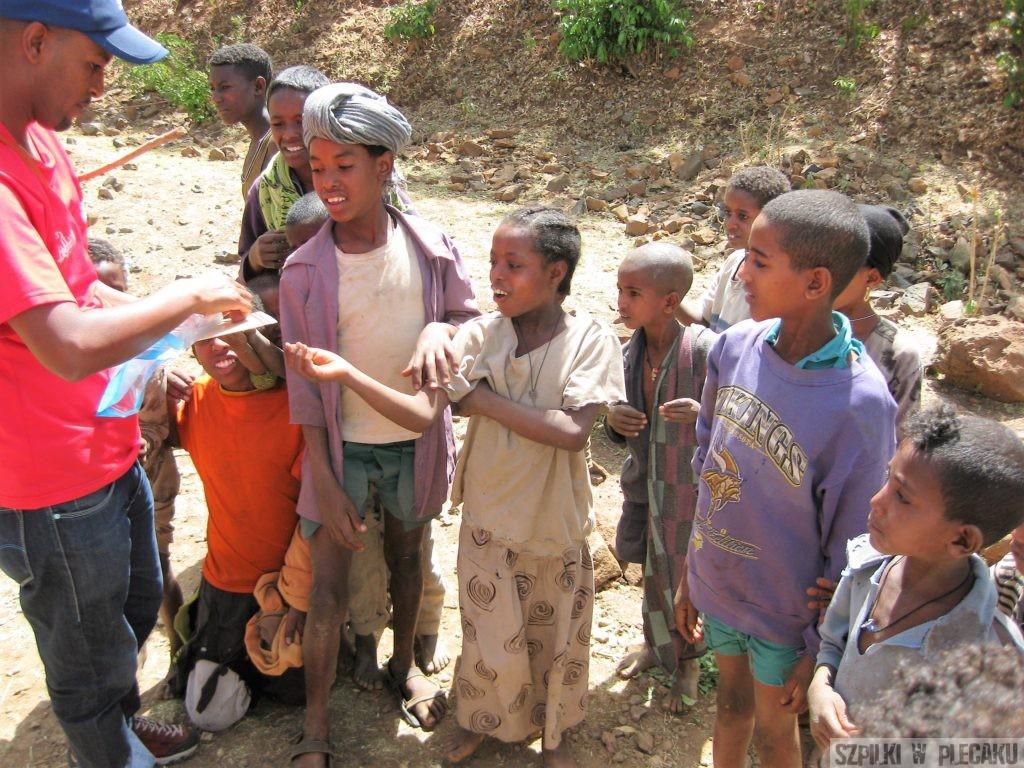 pomoc Afryce
