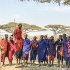 taniec Masajów