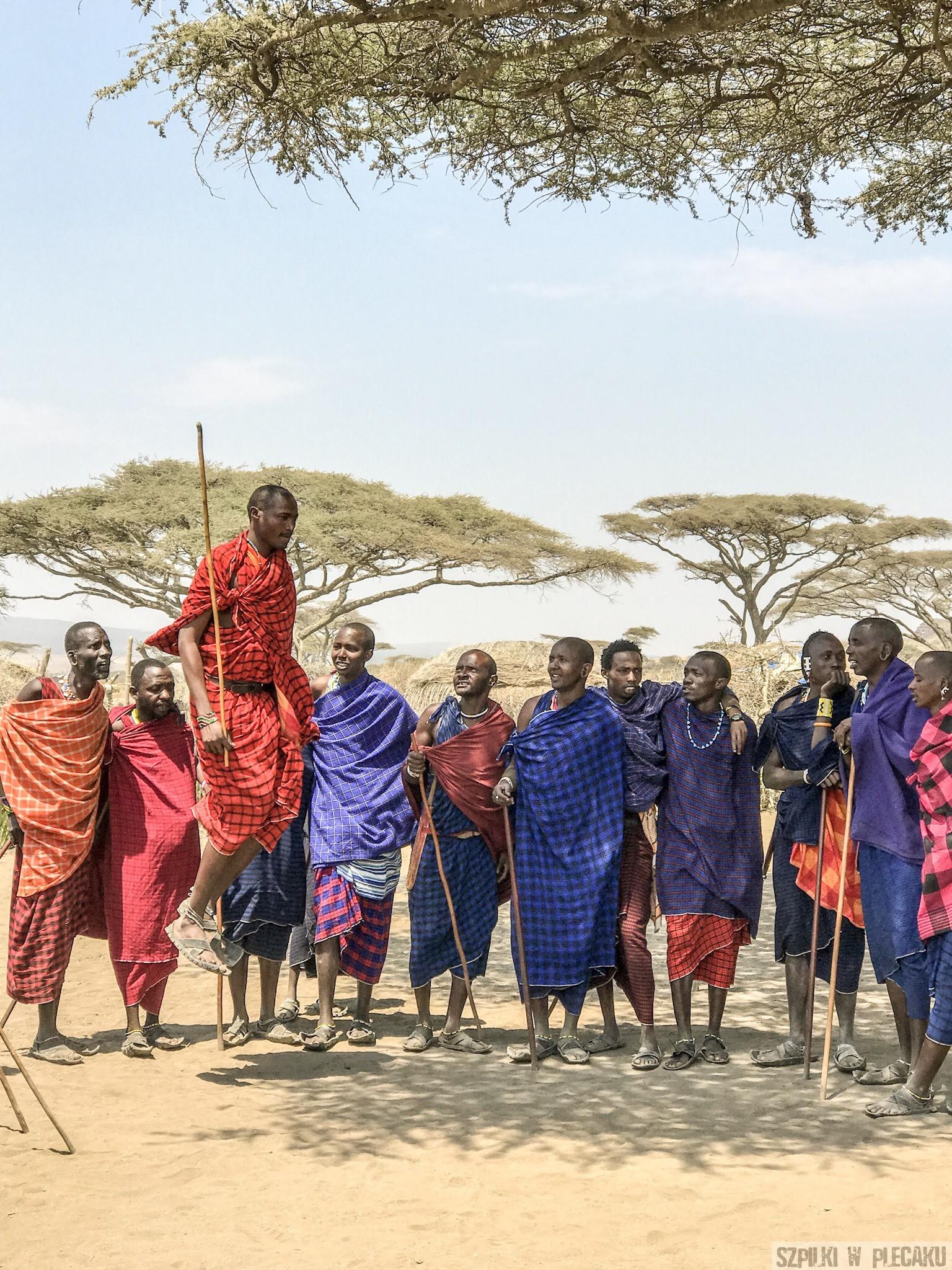 Masajowie – wojowniczy lud Afryki