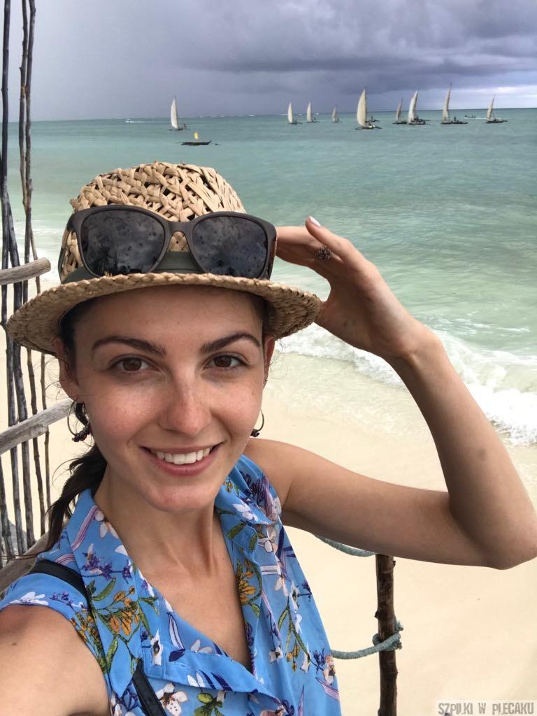 Ewa Chojnowska Szpilki w plecaku - Zanzibar