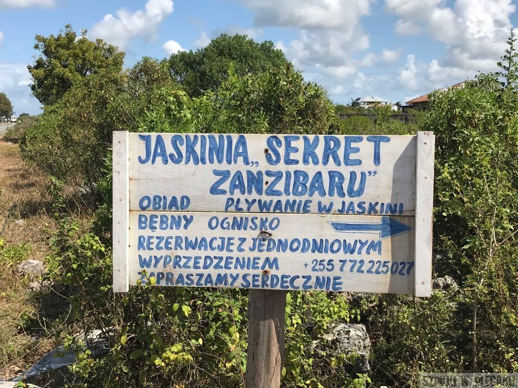 jaskinia Jambiani