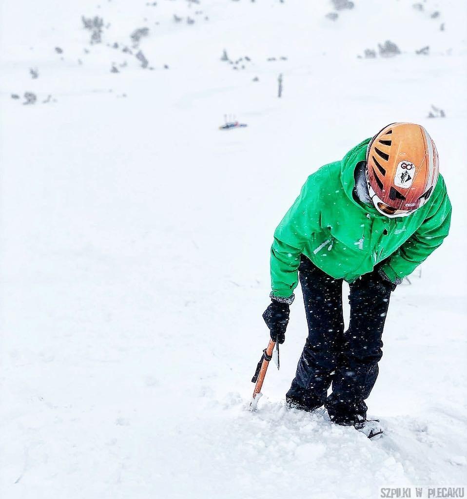 Góry zimą – pierwsze kroki – szkolenie turystyczne ze Szkołą wspinania GOUP