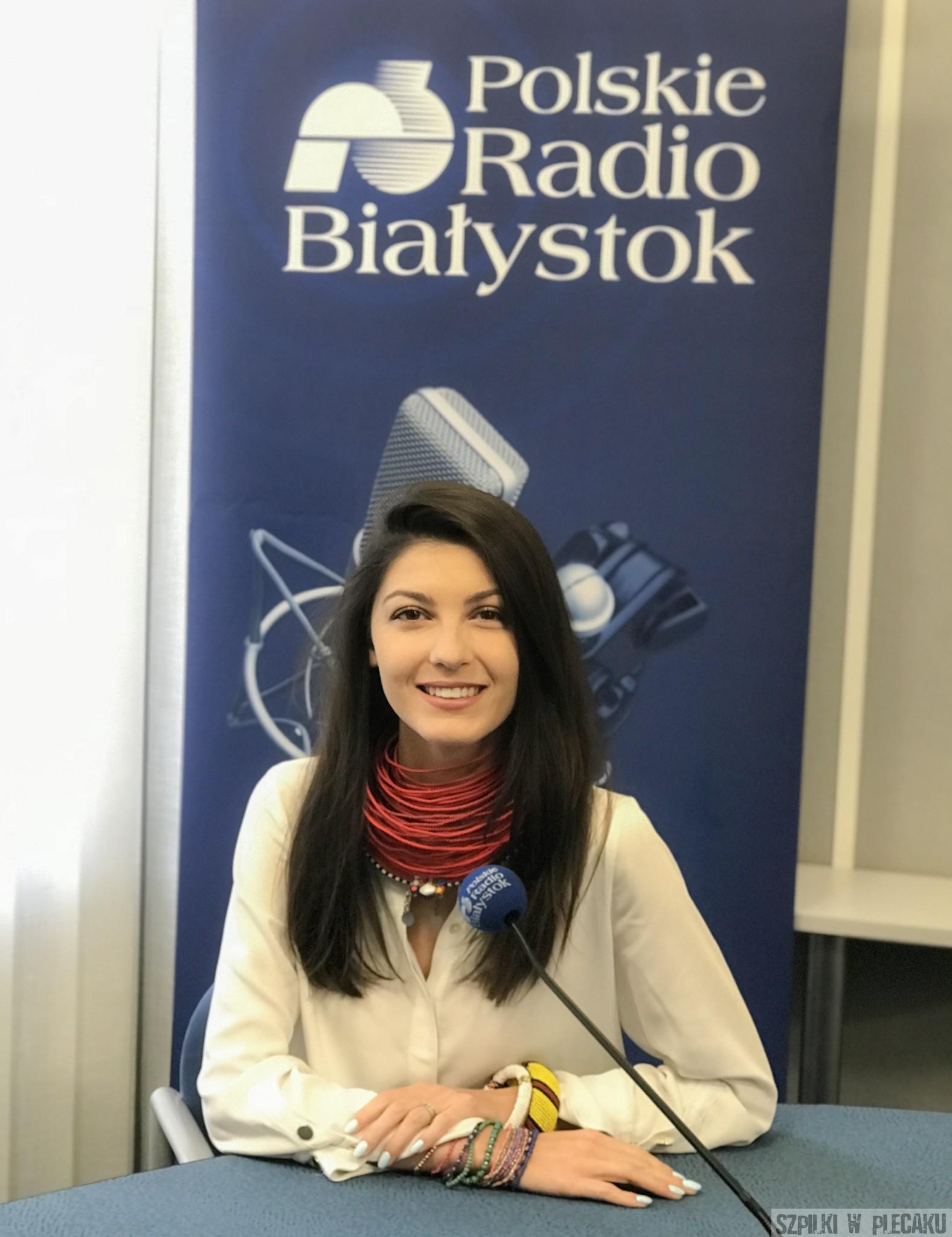 """""""Ucho na świat"""" w Polskim Radiu Białystok"""
