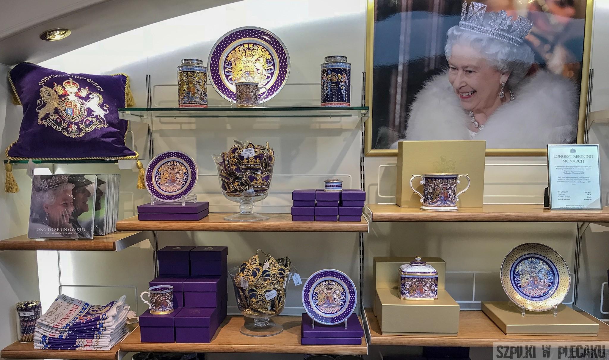 oficjalny sklep z królewskimi pamiątkami
