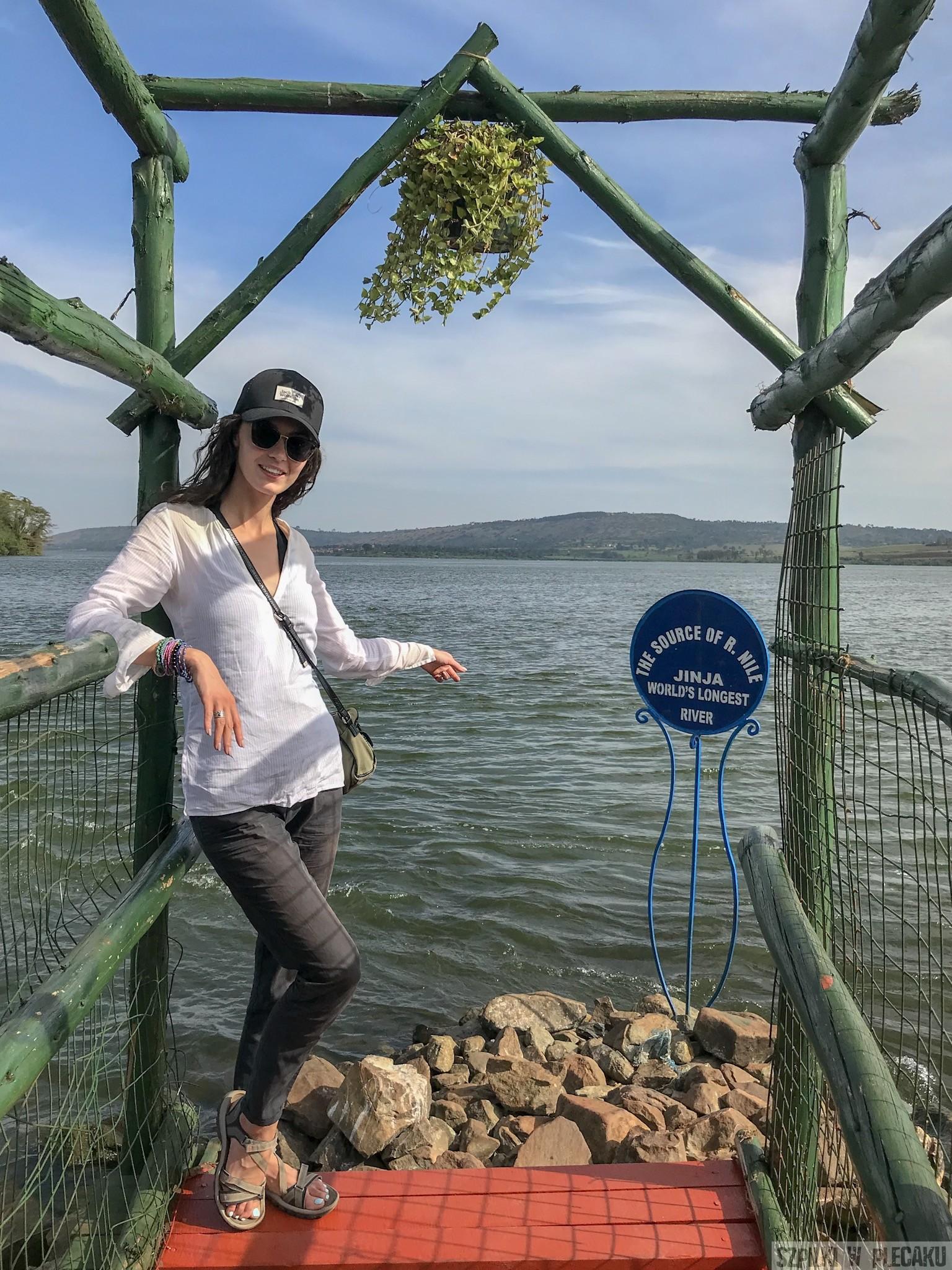 Jezioro Wiktorii - żródło Nilu
