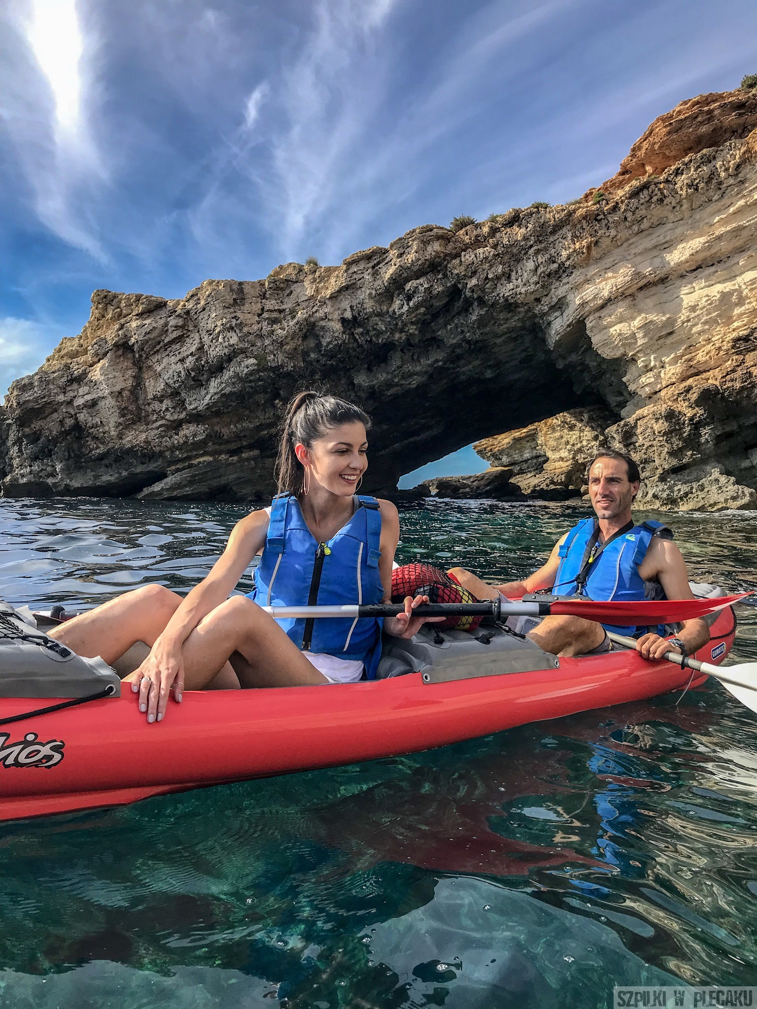 Kayaki na Malcie