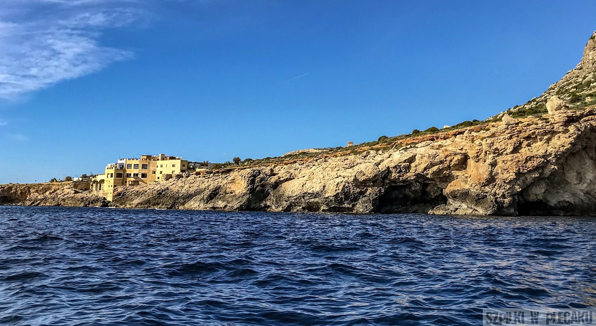 Malta wybrzeże