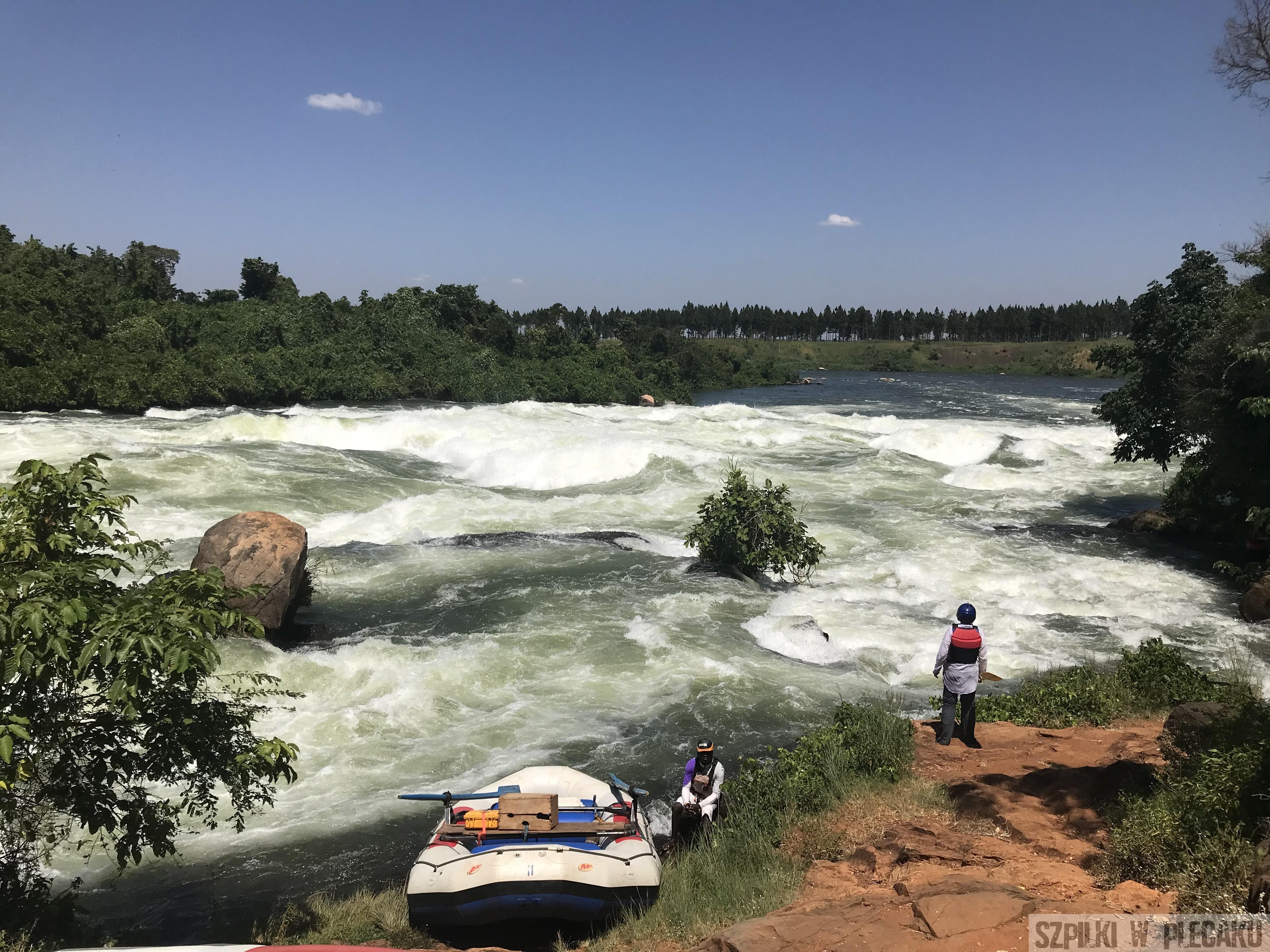 Nil biały Uganda _ White Nile